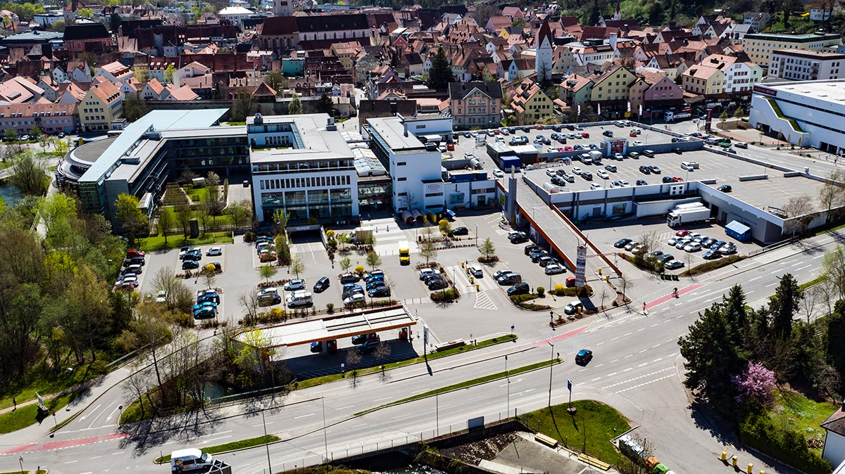 Buron-Center 175 m² Kaufbeuren